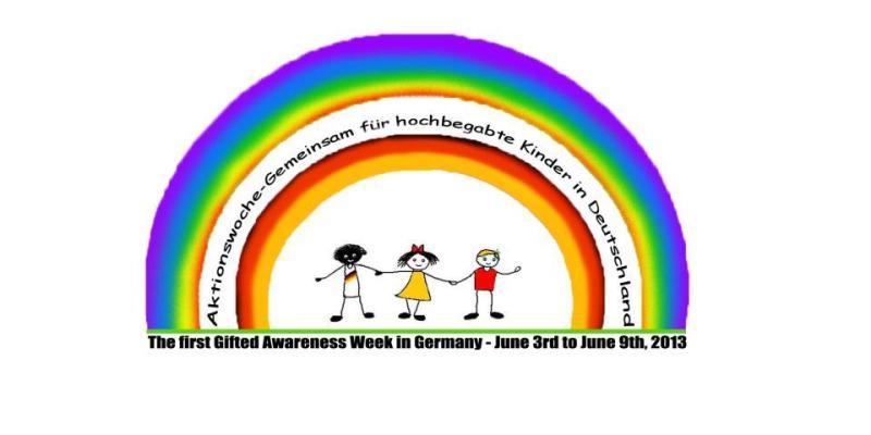GiftedAwarenessWeek Tyskland 2012