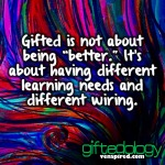 Gifted...