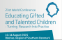 Kom til Odense og World Gifted-konferansen i august!